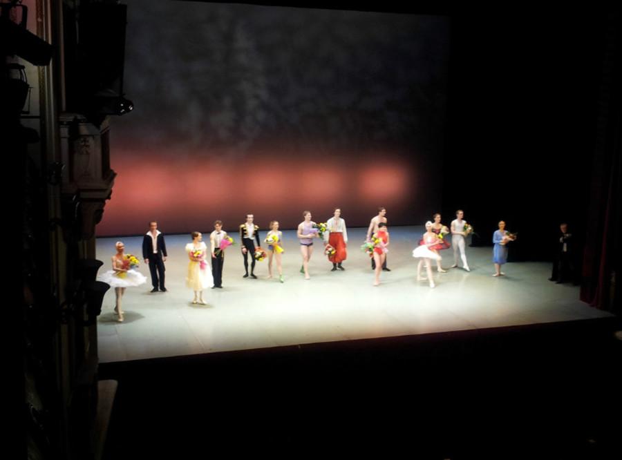 И даже в области балета мы впереди... - фото 13