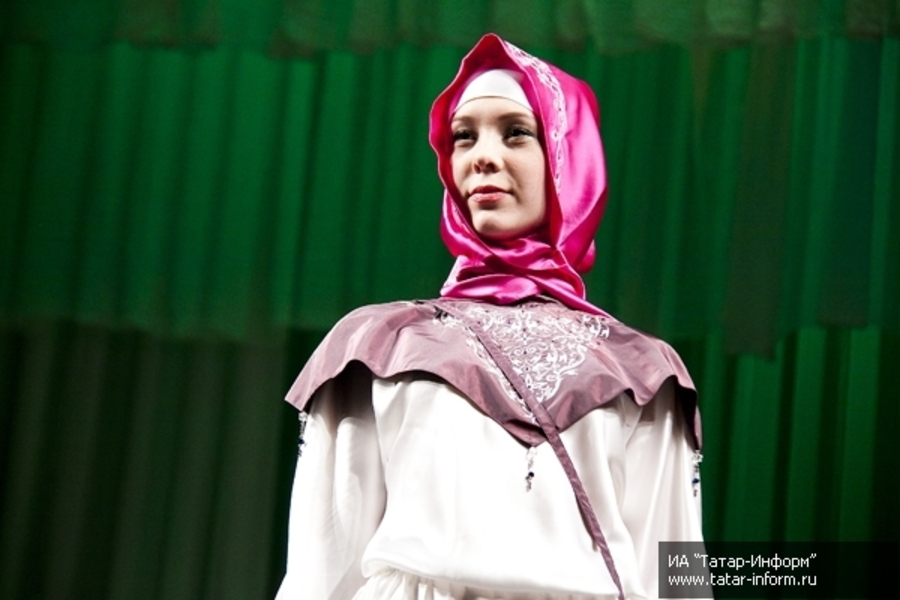 В Казани определили лучшего модельера мусульманской одежды