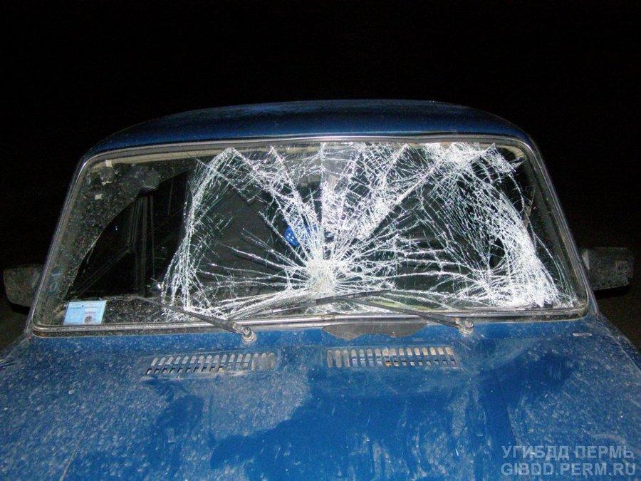 В Октябрьском районе на автотрассе убит пешеход - фото 1
