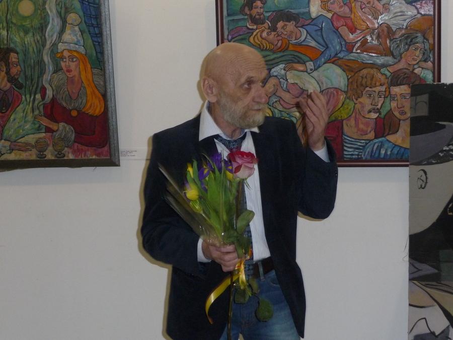 Юрий Лапшин поведал всем пермякам о своих годах странствий