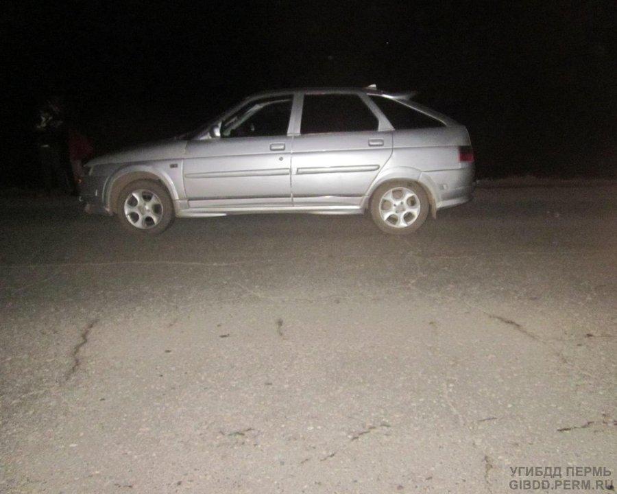 В Новых Лядах под колеса ВАЗа попала девушка - фото 1