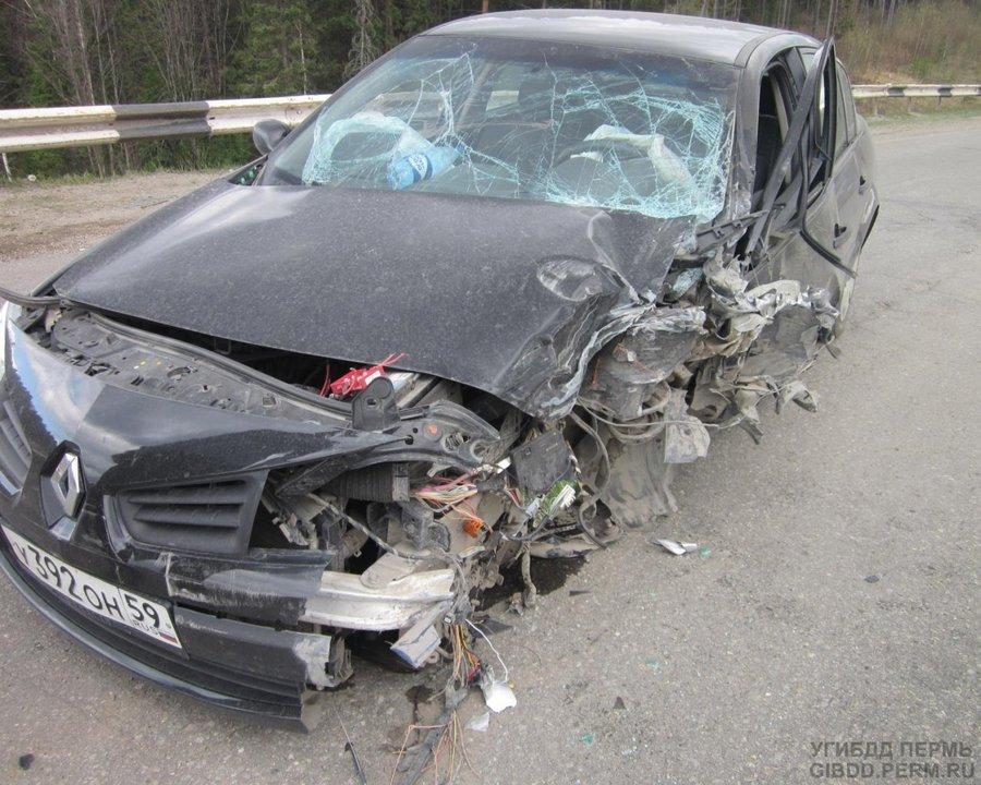 В Перми пьяный водитель убил девушку - фото 1
