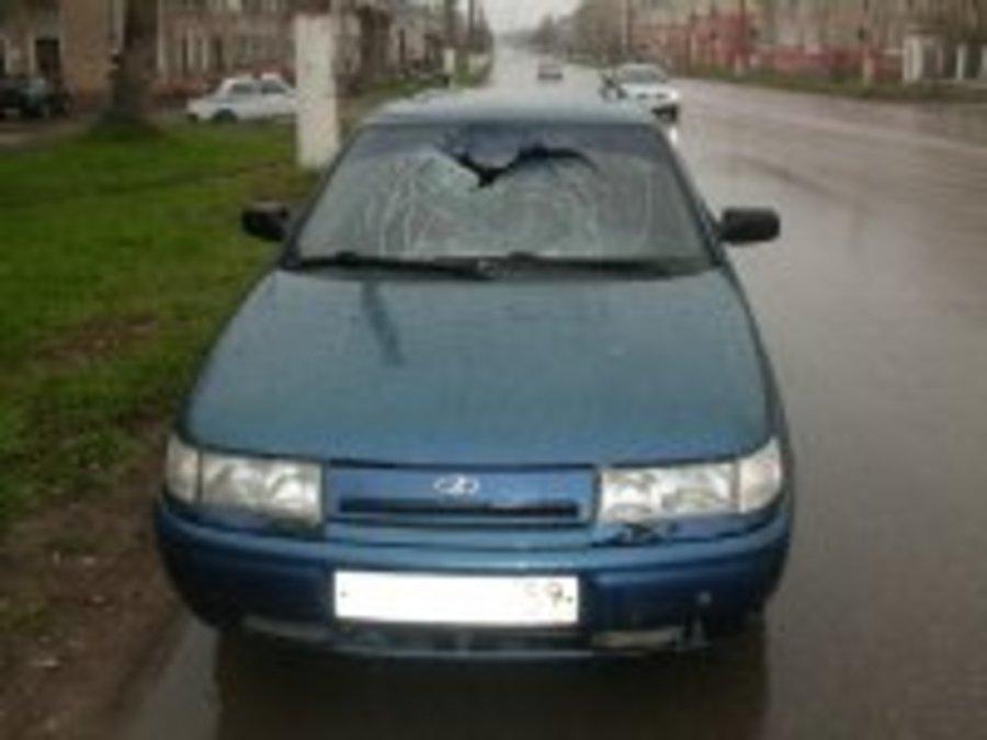 В Березниках под колесами ВАЗа оказалась женщина - фото 1