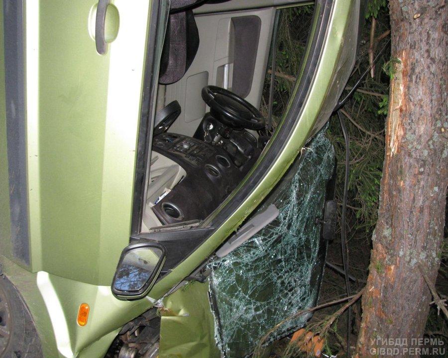 В Березовском районе пьяный водитель убил пассажира - фото 1