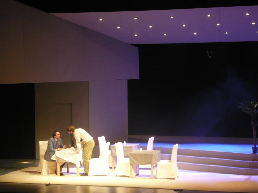 В Пермском Театре-Театре княгини ходят на каблуках и живут в мегаполисе