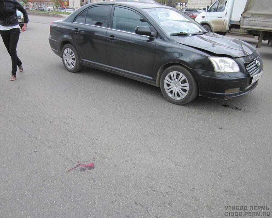 В Перми под колеса попал 15-летний мальчик - фото 1