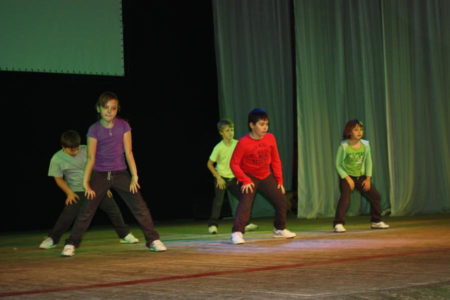 В Перми на «Фабрике танца» танцевали, не жалея плеча своего