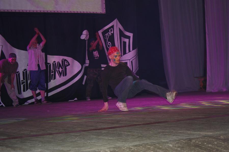 В Перми на «Фабрике танца» танцевали, не жалея плеча своего - фото 5