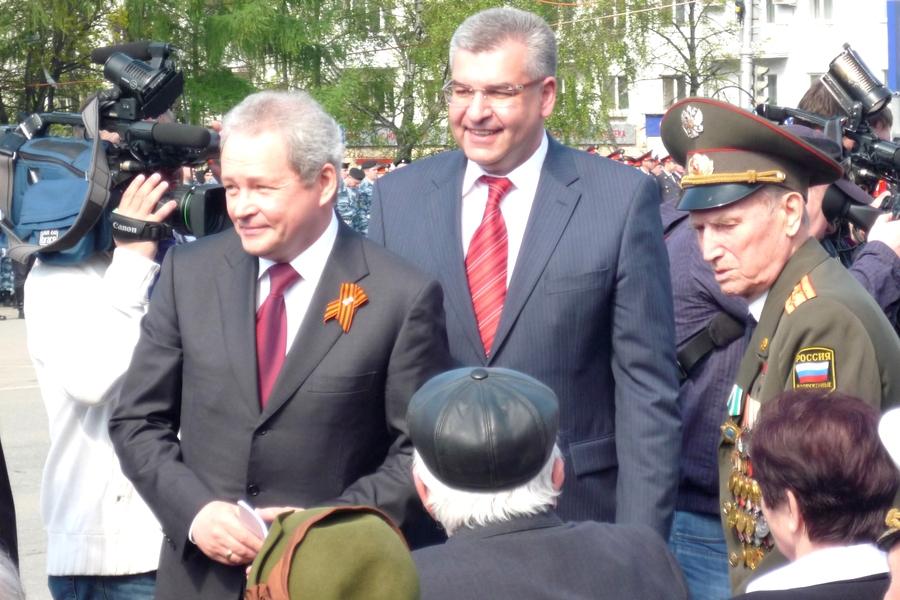 В Перми журналисты не дали ветеранам посмотреть парад Победы - фото 8