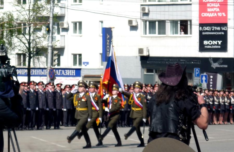 В Перми журналисты не дали ветеранам посмотреть парад Победы - фото 9