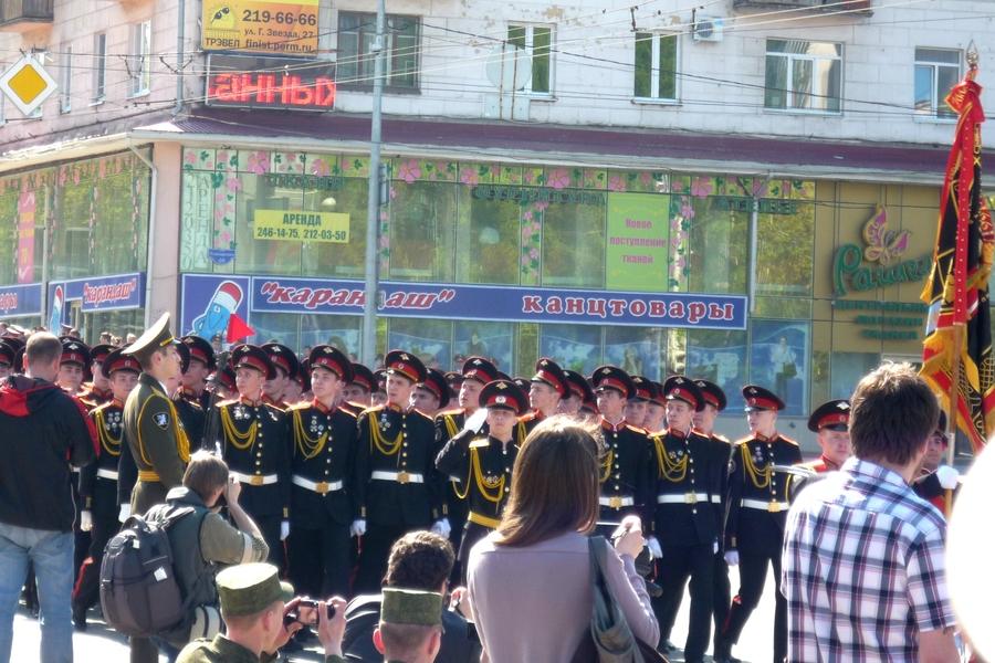 В Перми журналисты не дали ветеранам посмотреть парад Победы - фото 10