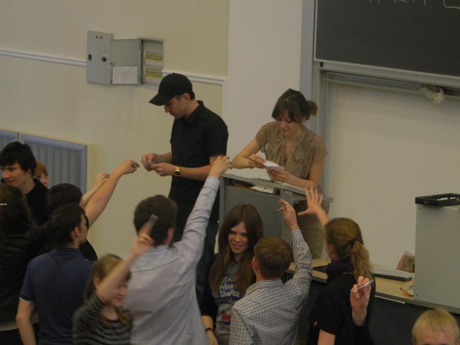 Студенты ПНИПУ отвечали на вопросы ниже пояса. - фото 3