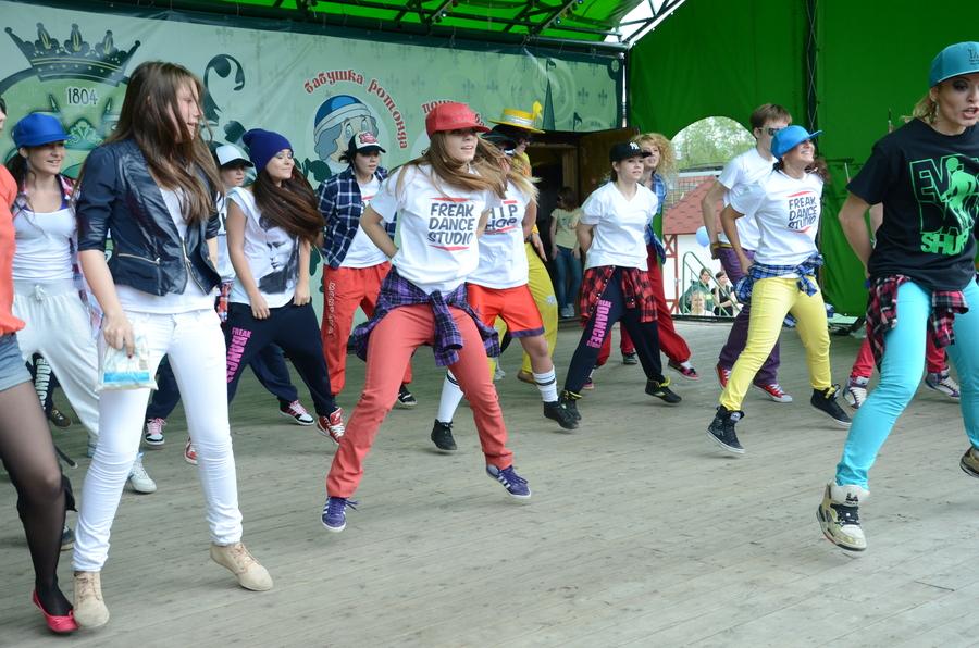 В Перми прошёл самый массовый урок танца
