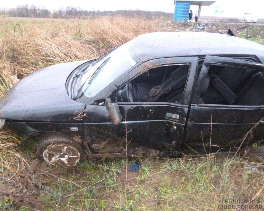 На трассе Пермь Екатеринбург в ДТП травмированы женщина и ребенок - фото 1