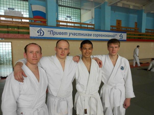 Пермская команда Айкидо посетила Астрахань