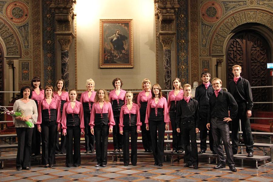 Пермский хор с немецким названием пел в Испании - фото 17