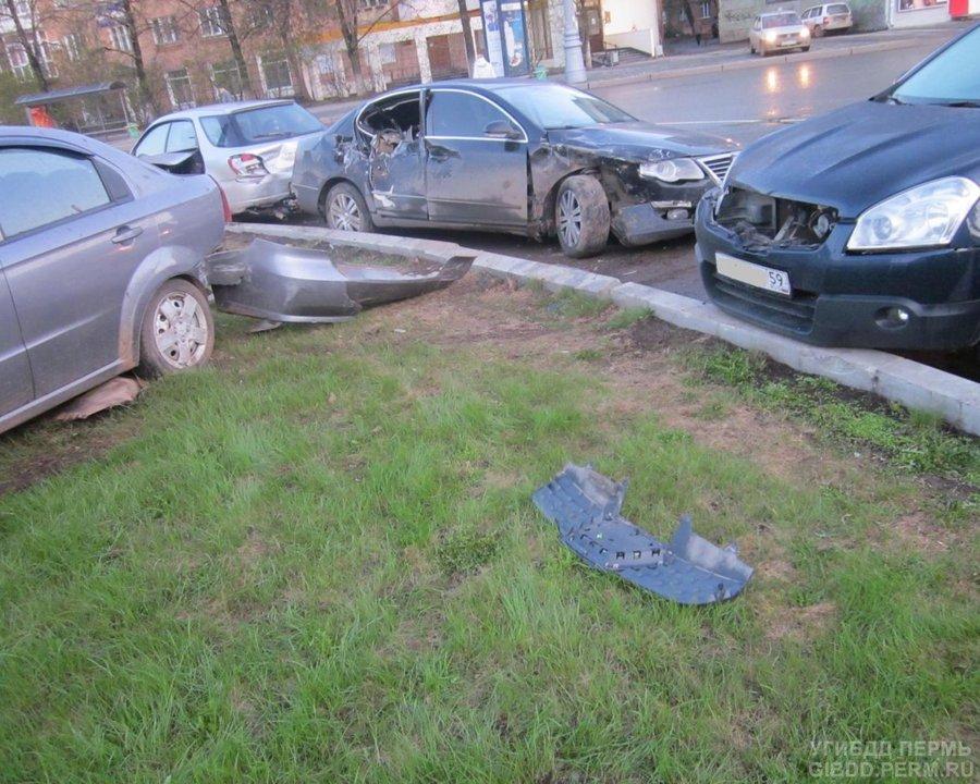 Гонки по Компросу в Перми снова закончились плачевно