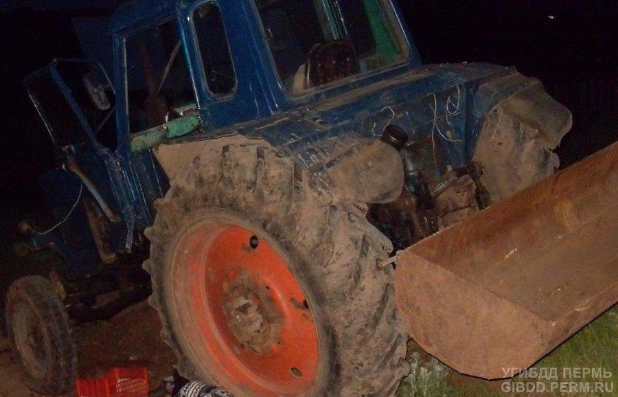 В селе Барда женщина-пассажир попала под колесо трактора - фото 1