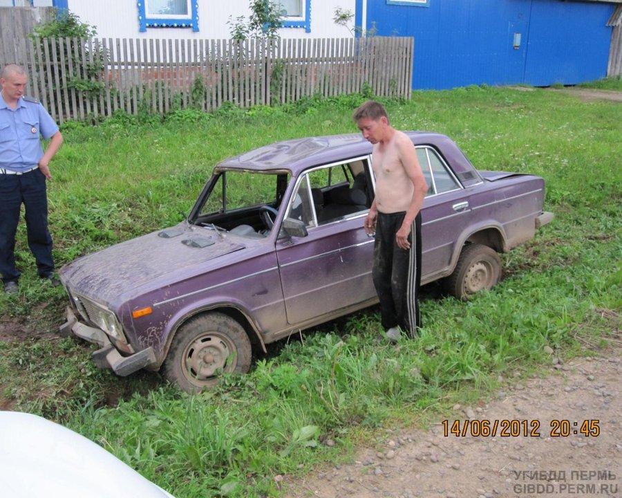 В Чернушинском районе в ДТП пострадали мать с полуторамесячным сыном