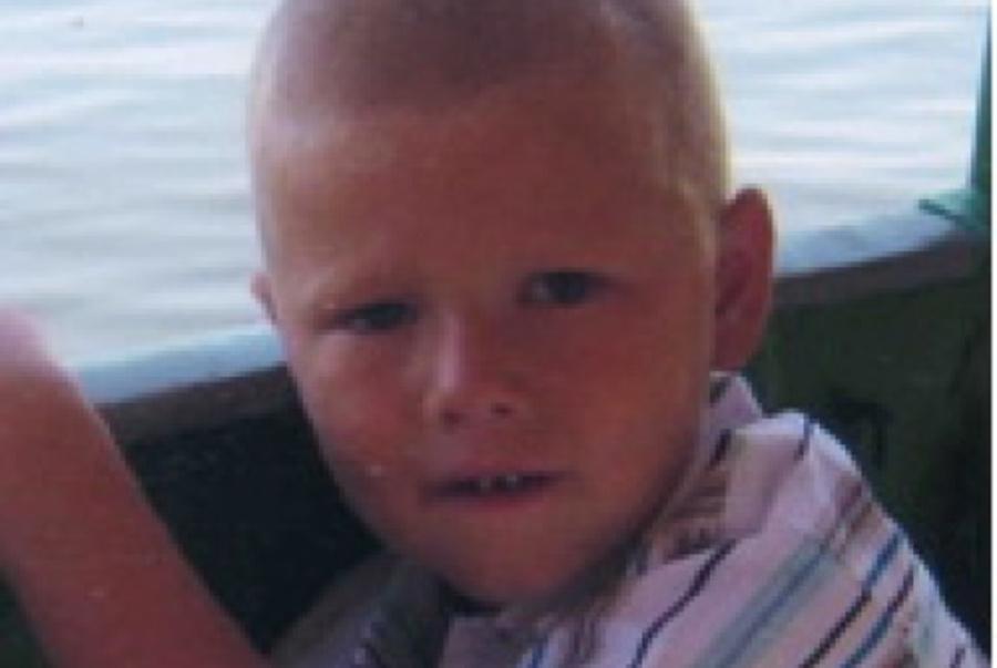 Пермская полиция разыскивает семилетнего Гришу