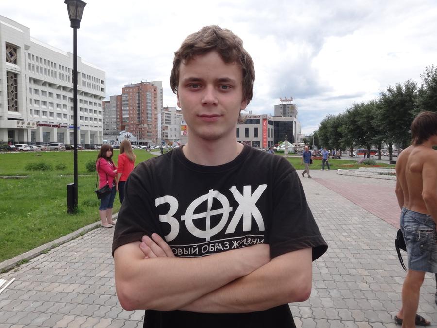 В Перми прошел пикет с Имперскими флагами - фото 8