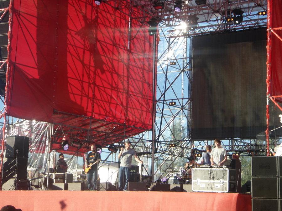 Выступлением «Бумбокса» завершился фестиваль «Белые Ночи в Перми» - фото 1