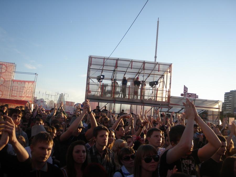 Выступлением «Бумбокса» завершился фестиваль «Белые Ночи в Перми» - фото 8