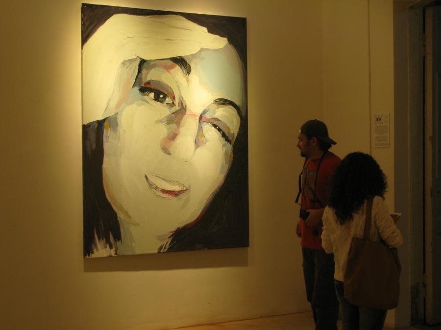 В Перми на Белых ночах стартовали молодые художники