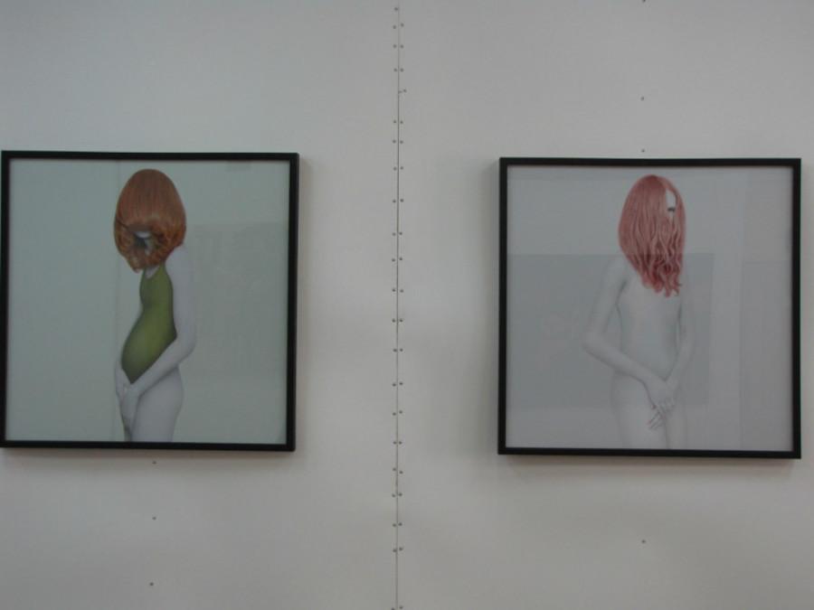 Посетителей выставок на«Белых ночах» смущали не только обнаженные фигуры