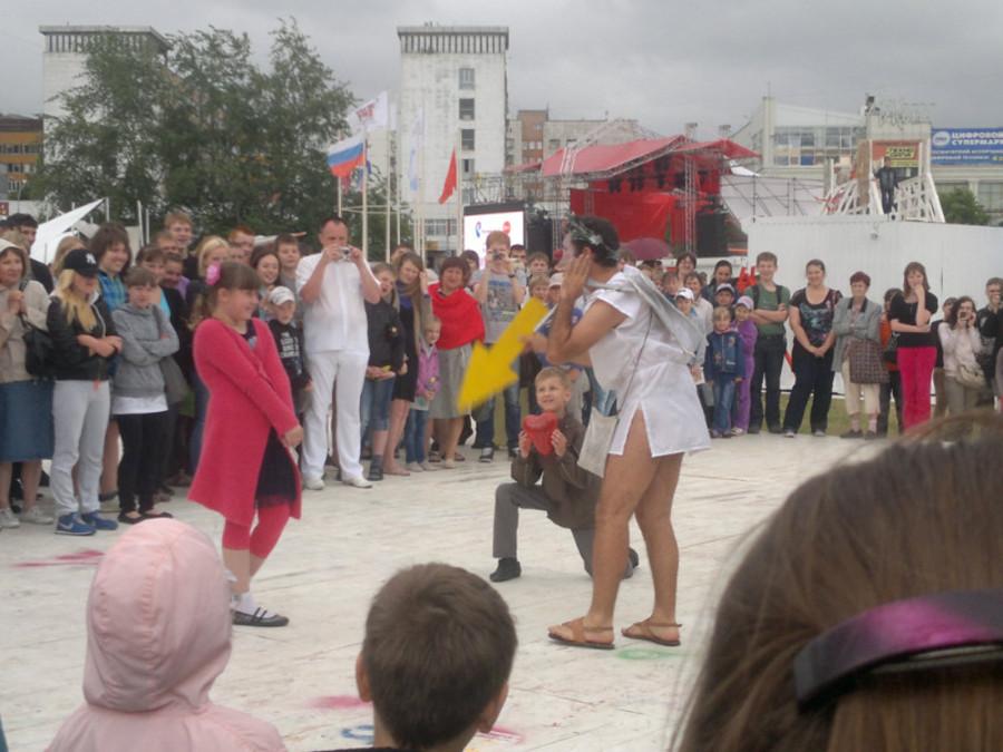 Пермяки познали португальскую любовь