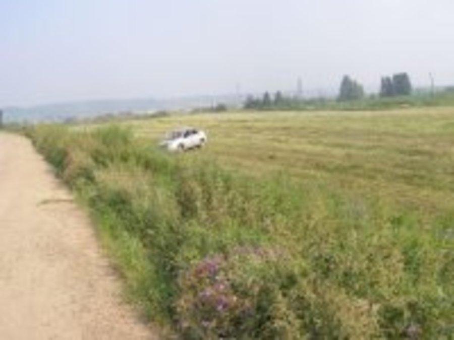 В Чусовском районе скончался водитель перевернувшейся Лады Гранта