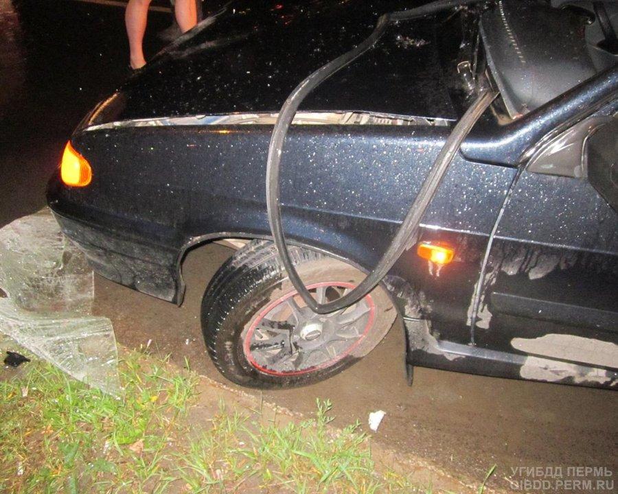 В Перми ВАЗ сбил двух пешеходов - фото 1