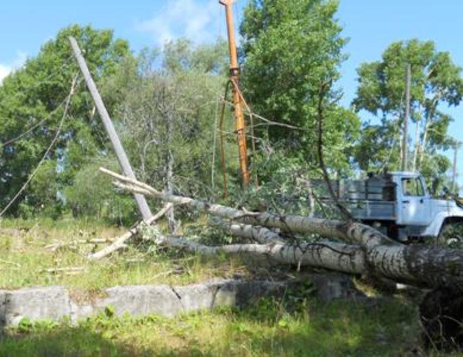 Электроснабжение в Пермском крае практически полностью восстановлено.