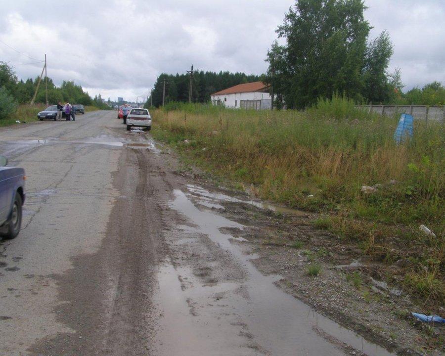 В Горнозаводском районе под Калиной погиб инвалид - фото 1