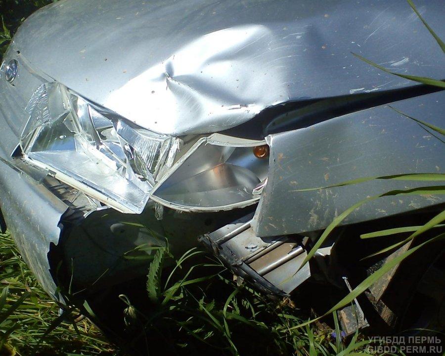 В Карагайском районе Богдан сбил трех пешеходов - фото 1
