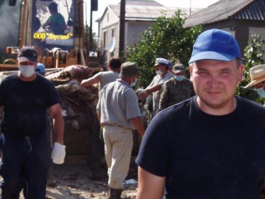 Пермские спасатели помогают Крымску, пострадавшему от наводнения… - фото 15