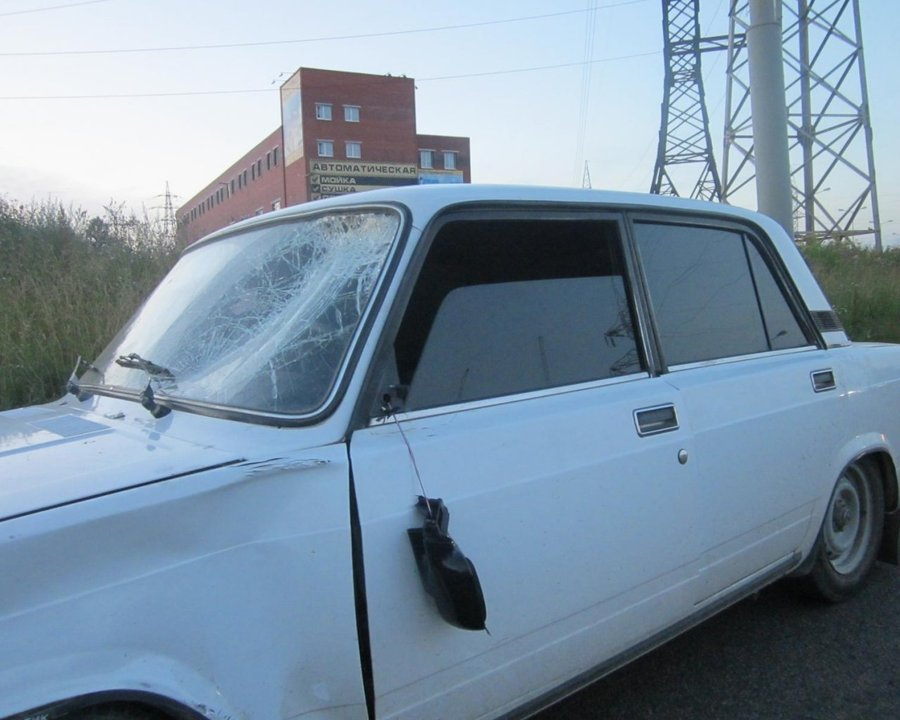 Водитель «пятерки» в Перми насмерть сбил девушку