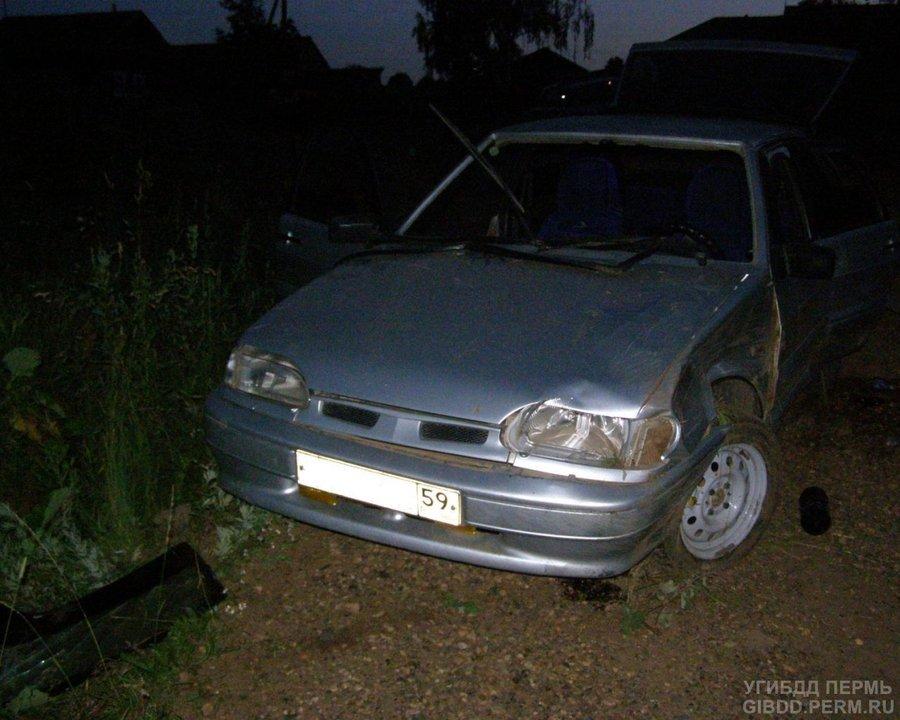 В Юсьвинском районе пьяный водитель убил пассажира