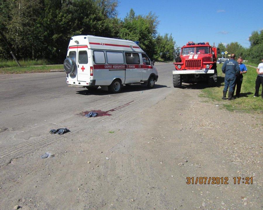 В Перми водитель сбежал с места происшествия - фото 1