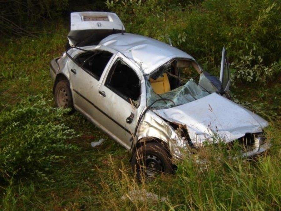 В Сивинском районе в ДТП два пассажира ранены, третий погиб