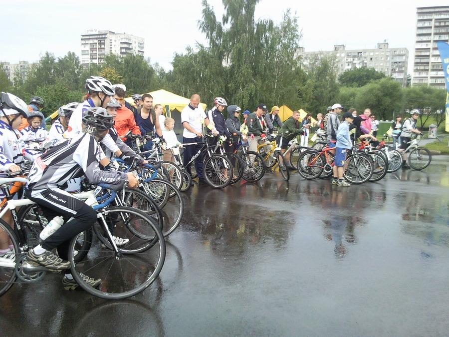 В Перми прошёл праздничный велопробег - фото 5