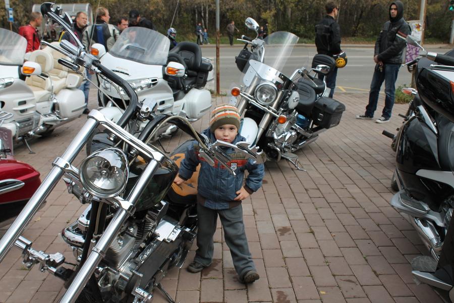 Пермские мотоциклисты закрыли сезон