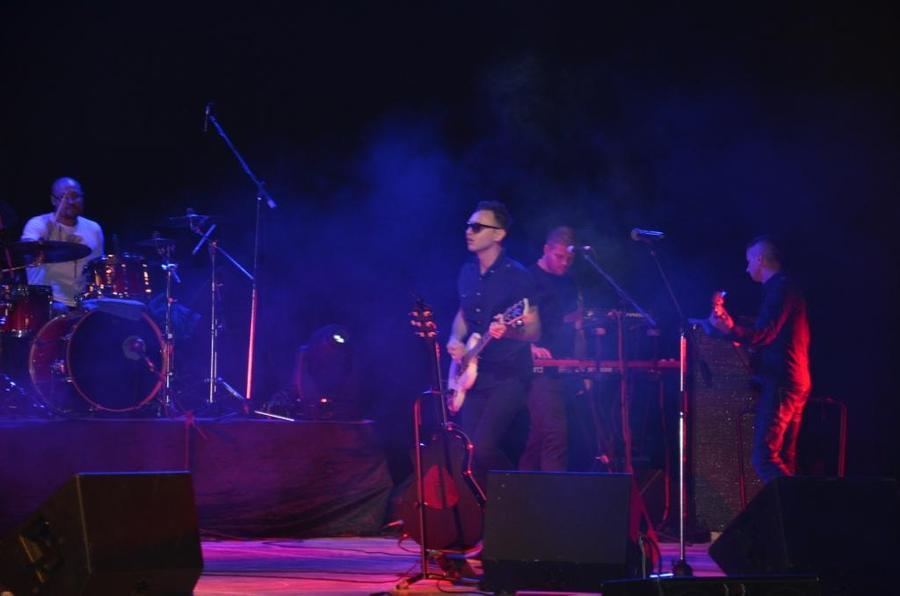 Пермские поклонники «Зверей» танцевали сидя