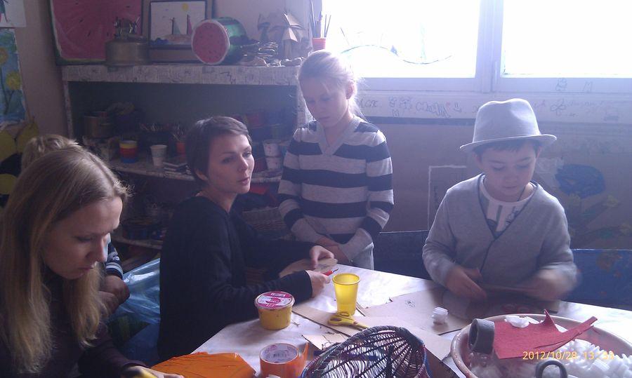 В пермском музее PERMM дети готовились к Хэллоуину - фото 5