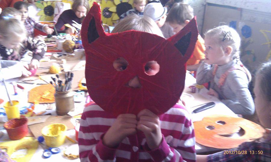 В пермском музее PERMM дети готовились к Хэллоуину - фото 7
