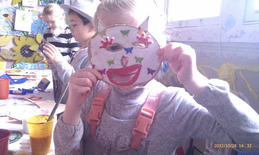 В пермском музее PERMM дети готовились к Хэллоуину - фото 13