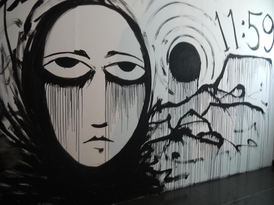 В Перми прошла выставка художника-инкогнито