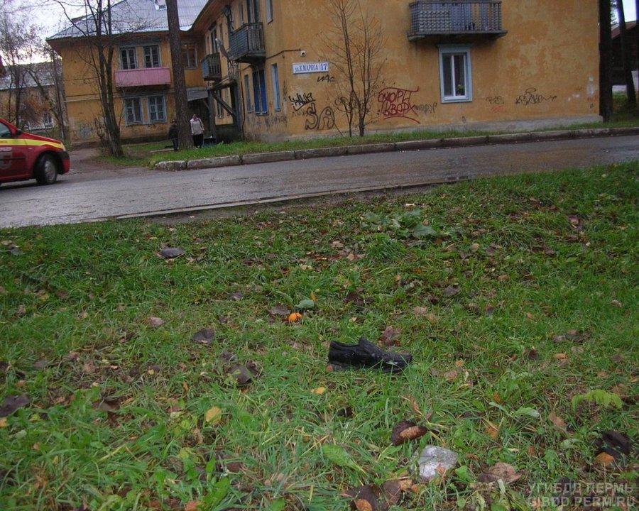 В Краснокамске погиб сбитый Хендаем пешеход