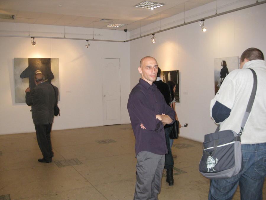В Перми открылся вернисаж неизвестного художника