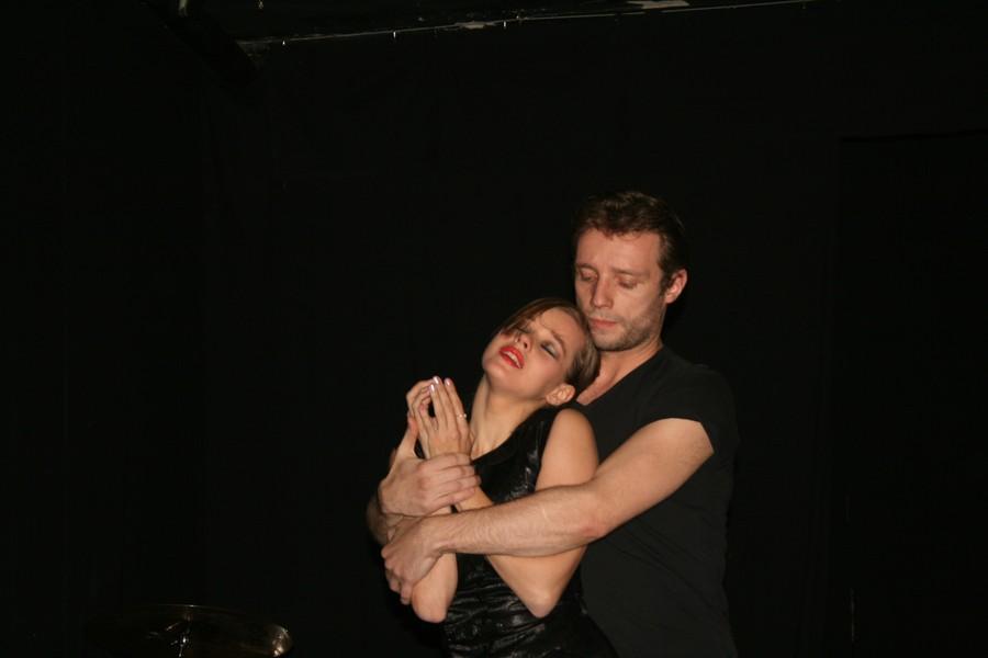 Пермский камерный театр «Новая драма» дал спектакль … для себя!